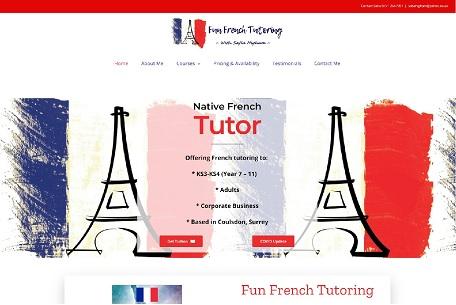 Fun French Tutoring