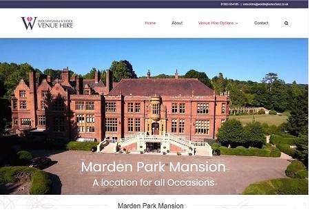 Woldingham school venue hire
