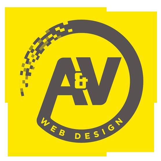 A&V logo circle